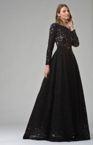17 Elegant Abendkleid Lang Spitze Schwarz ÄrmelAbend Einfach Abendkleid Lang Spitze Schwarz Ärmel