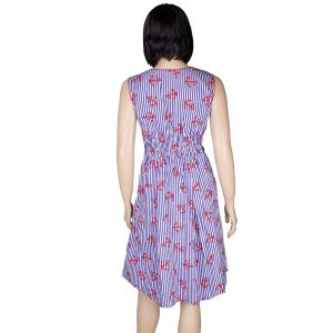 17 Perfekt Kleid Blau Weiß StylishFormal Leicht Kleid Blau Weiß Bester Preis