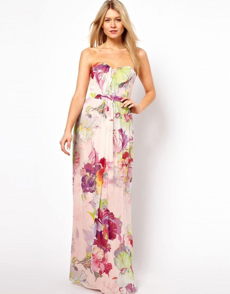 5 Perfekt Blumenkleid Hochzeit Design - Abendkleid