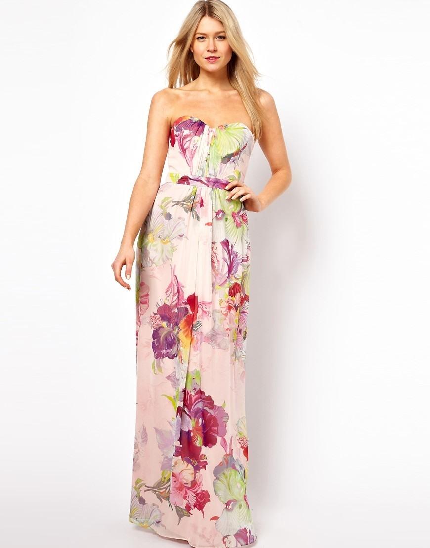 12 Perfekt Blumenkleid Hochzeit Design - Abendkleid