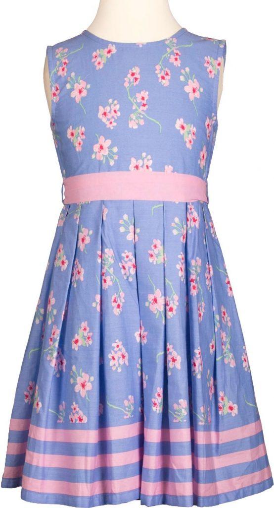 20 Perfekt Kleid Blau Blumen für 2019 - Abendkleid