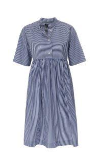 Ausgezeichnet Kleid Blau Weiß VertriebFormal Schön Kleid Blau Weiß Boutique
