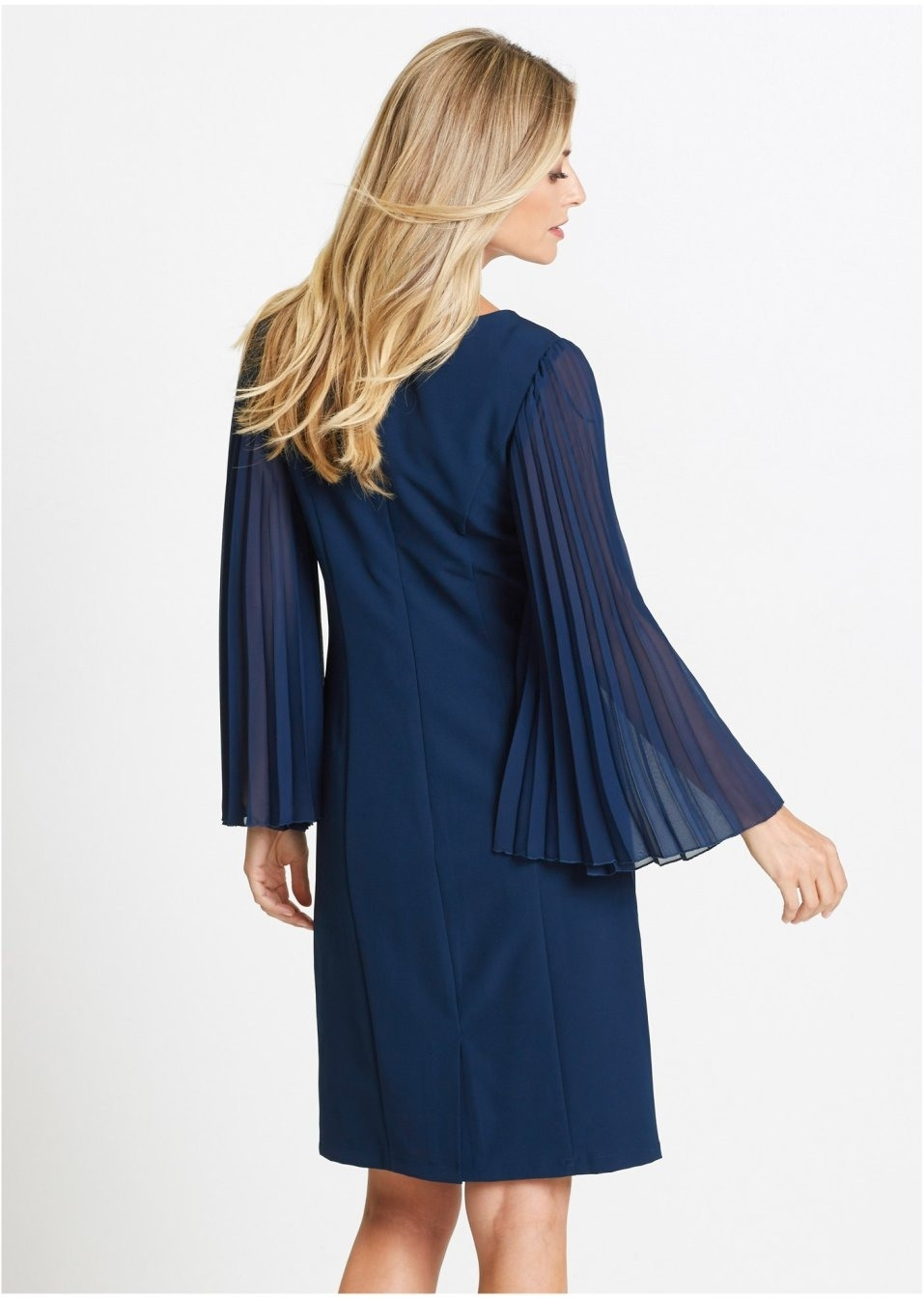 Designer Einzigartig Kleid Dunkelblau Langarm Vertrieb17 Perfekt Kleid Dunkelblau Langarm Spezialgebiet