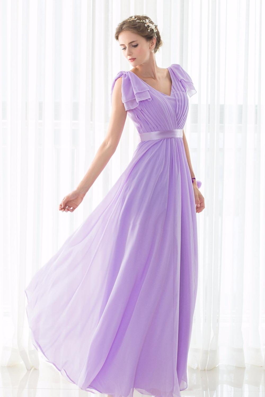 10 Perfekt Kleid Lang Lila Spezialgebiet13 Einfach Kleid Lang Lila für 2019