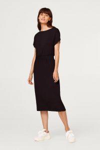 Designer Cool Kleid Midi Stylish Perfekt Kleid Midi Stylish