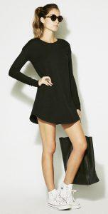 17 Schön Schickes Schwarzes Kleid Vertrieb Wunderbar Schickes Schwarzes Kleid Ärmel