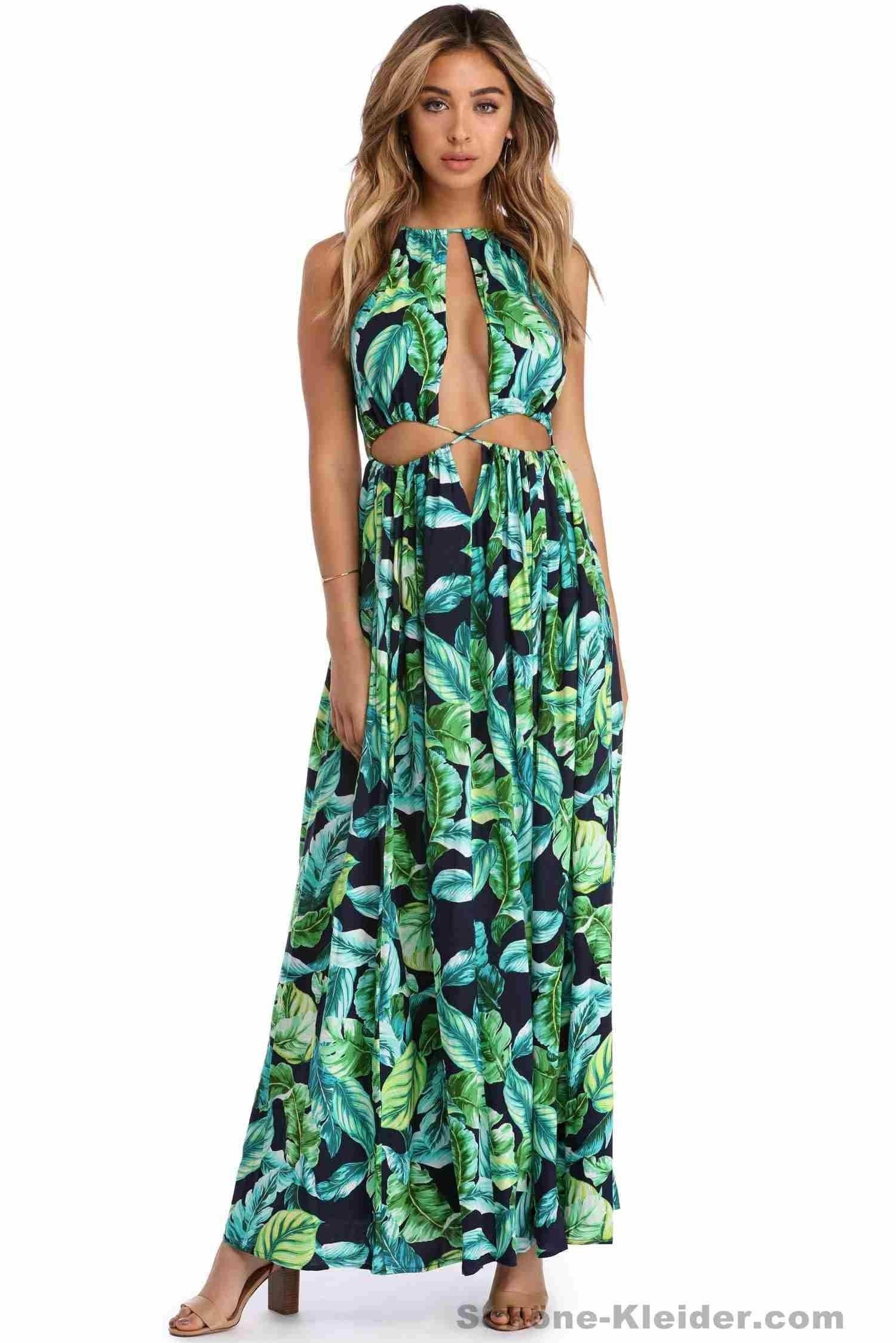 Leicht Sommerkleider Lang Elegant Ärmel10 Perfekt Sommerkleider Lang Elegant Spezialgebiet