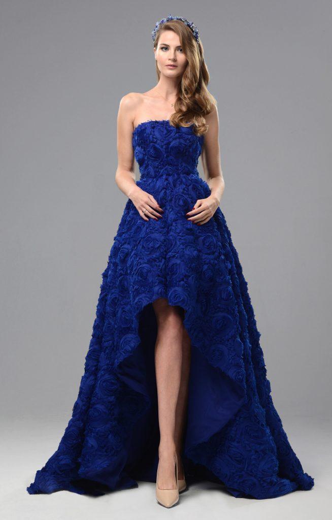 10 Schön Abendkleid Blau Galerie - Abendkleid