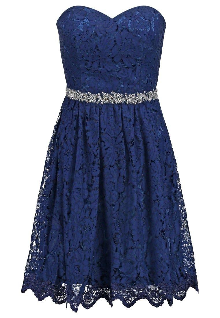13 Großartig Blaues Kleid A Linie Bester PreisAbend Leicht Blaues Kleid A Linie Boutique