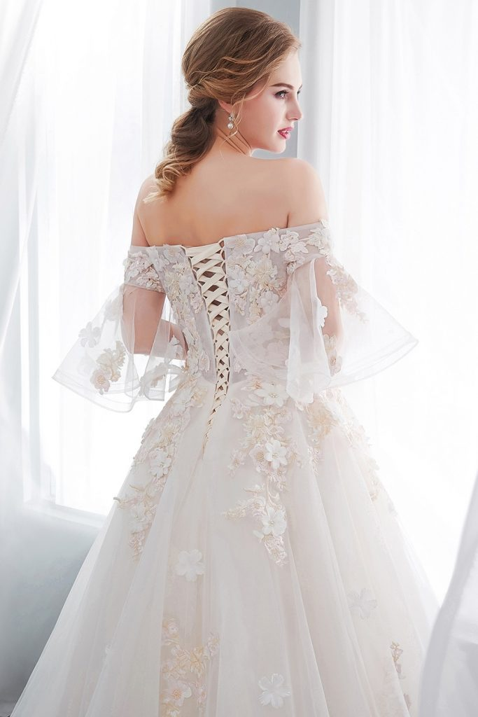 new arrival 60eff 7d66c 20 Top Schöne Hochzeitskleider für 2019 - Abendkleid