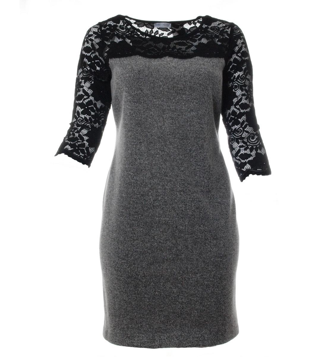 Designer Großartig Graues Kleid Mit Spitze Stylish17 Leicht Graues Kleid Mit Spitze Boutique