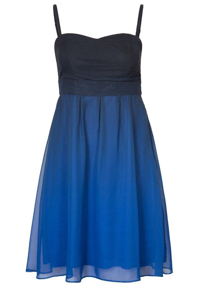 17 Kreativ Kleid Blau VertriebAbend Luxus Kleid Blau Stylish