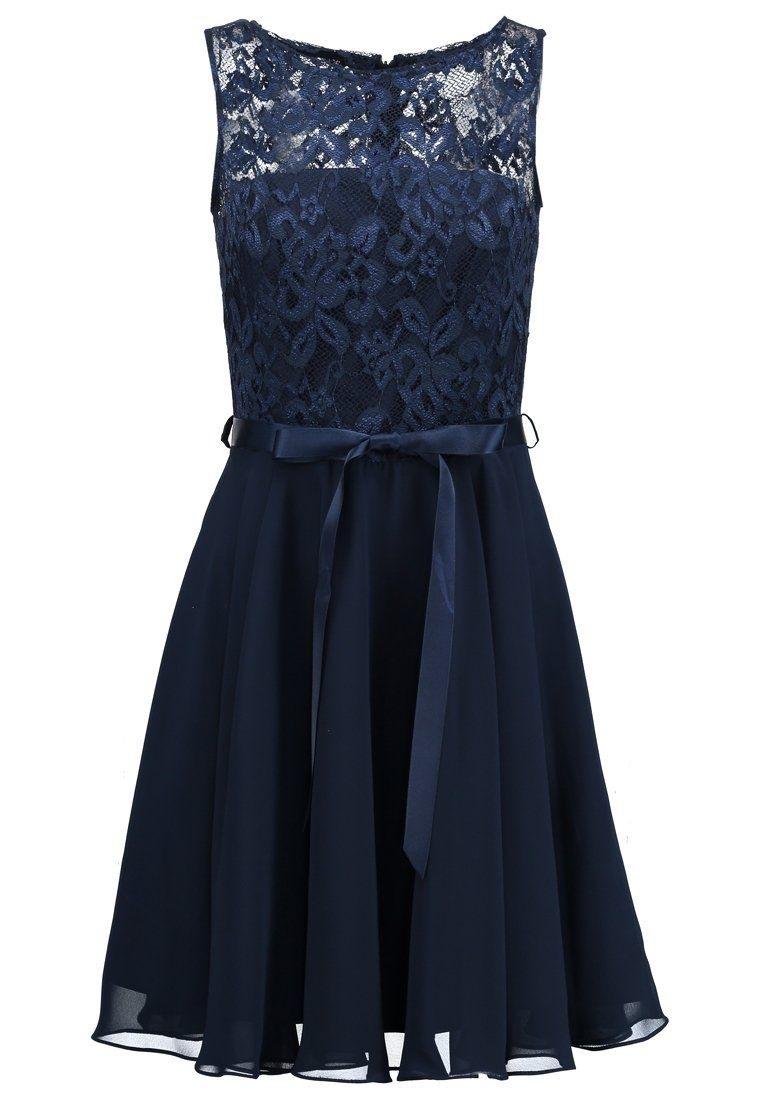 Abend Ausgezeichnet Kleid Hellblau Knielang Design - Abendkleid
