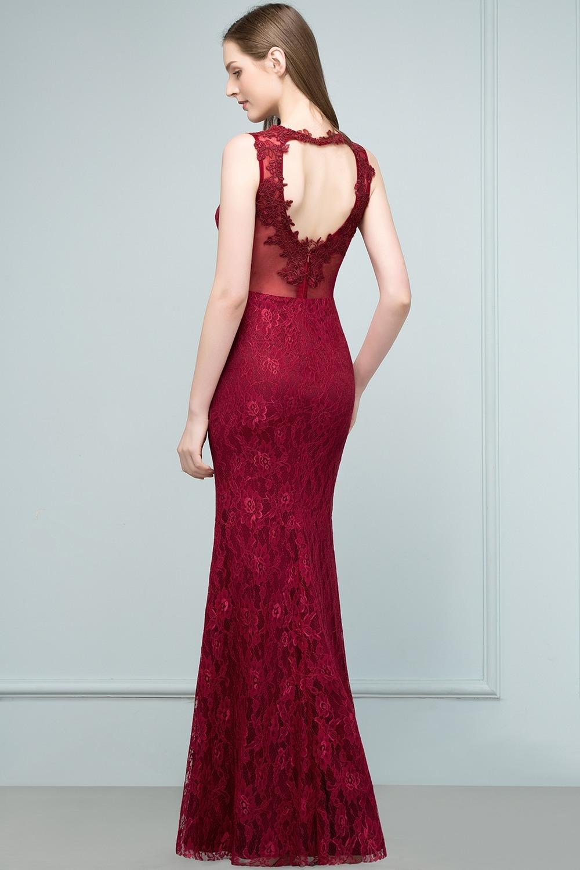 Abend Cool Abendkleider Lang Guenstig Online Shop Ärmel - Abendkleid