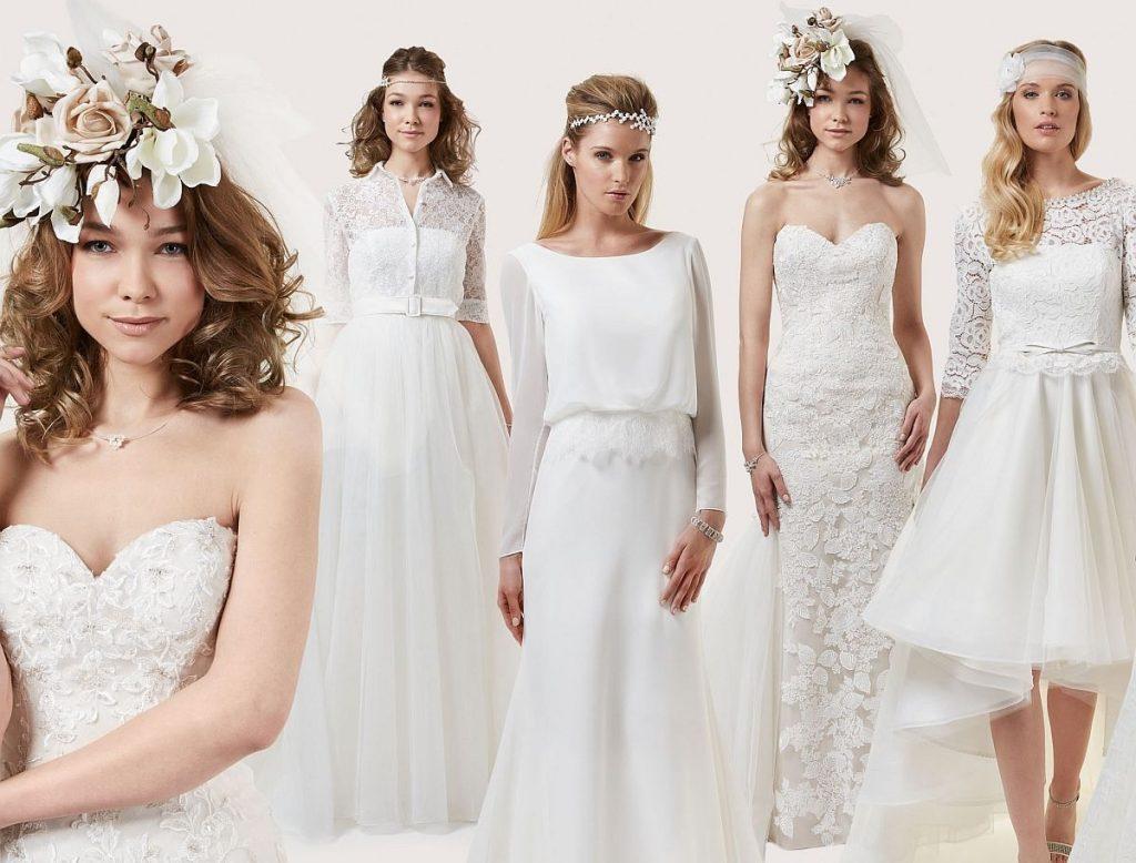 Abend Genial Brautkleider Und Abendkleider Ärmel - Abendkleid