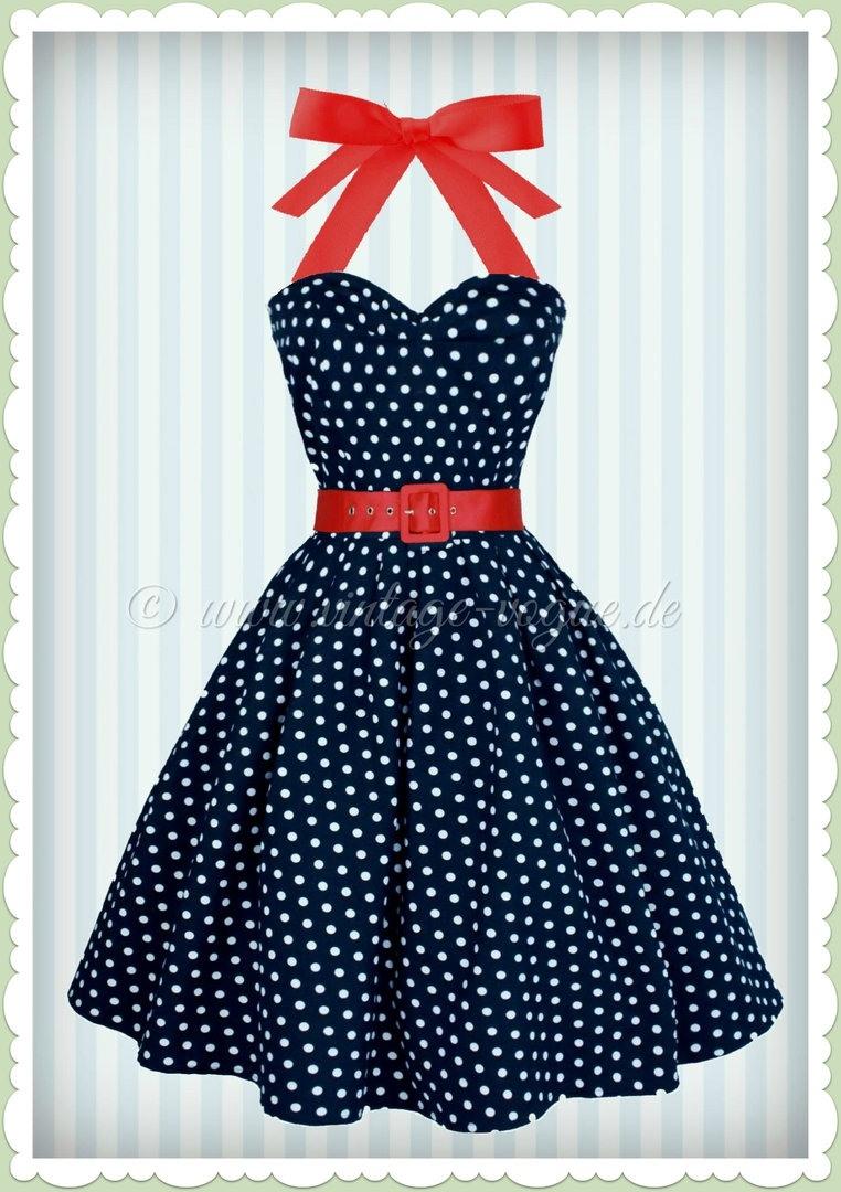 Designer Schön Kleid Blau Mit Punkten GalerieAbend Luxurius Kleid Blau Mit Punkten Ärmel