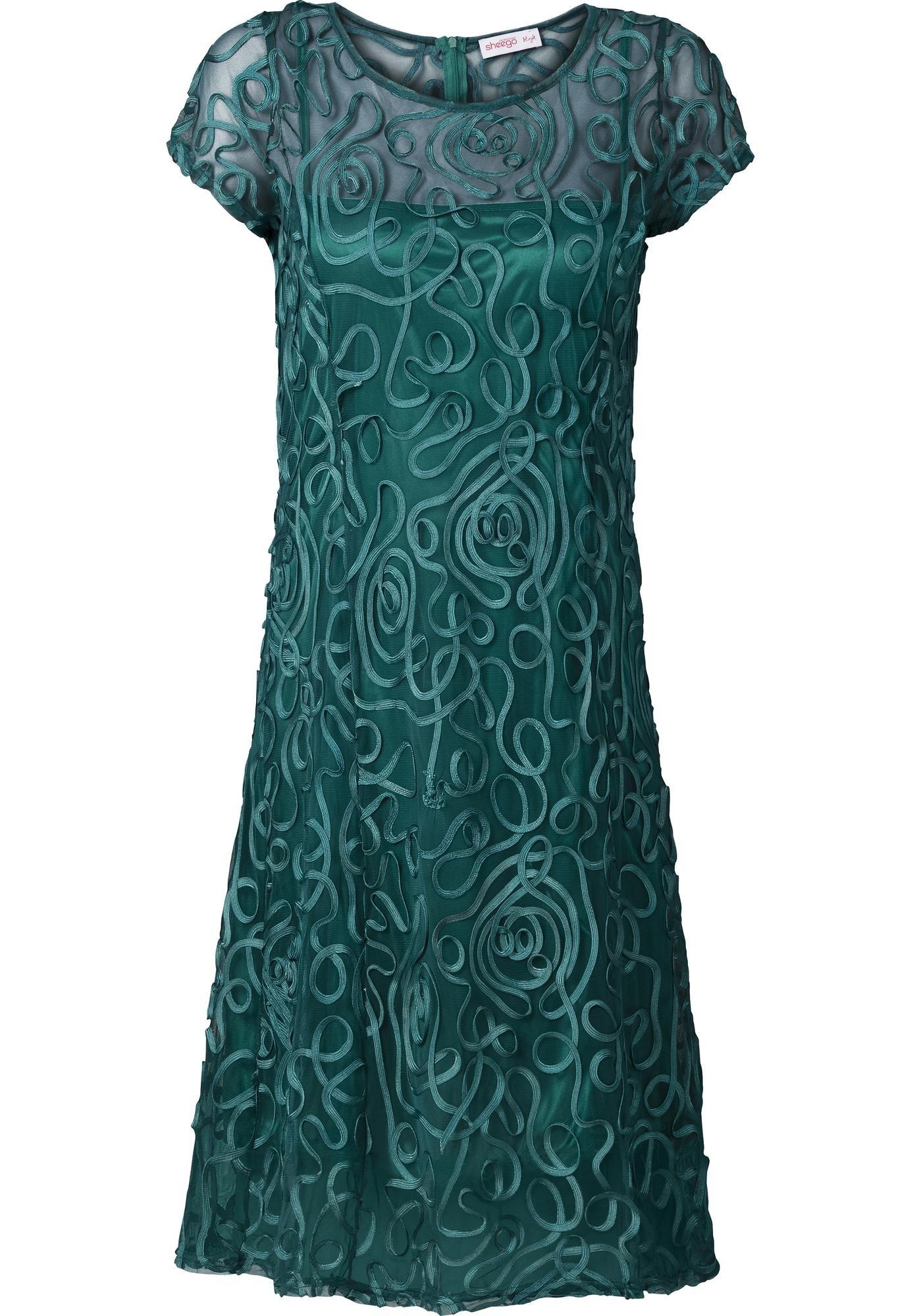 10 Einfach Kleid Gr 48 50 BoutiqueAbend Coolste Kleid Gr 48 50 Ärmel