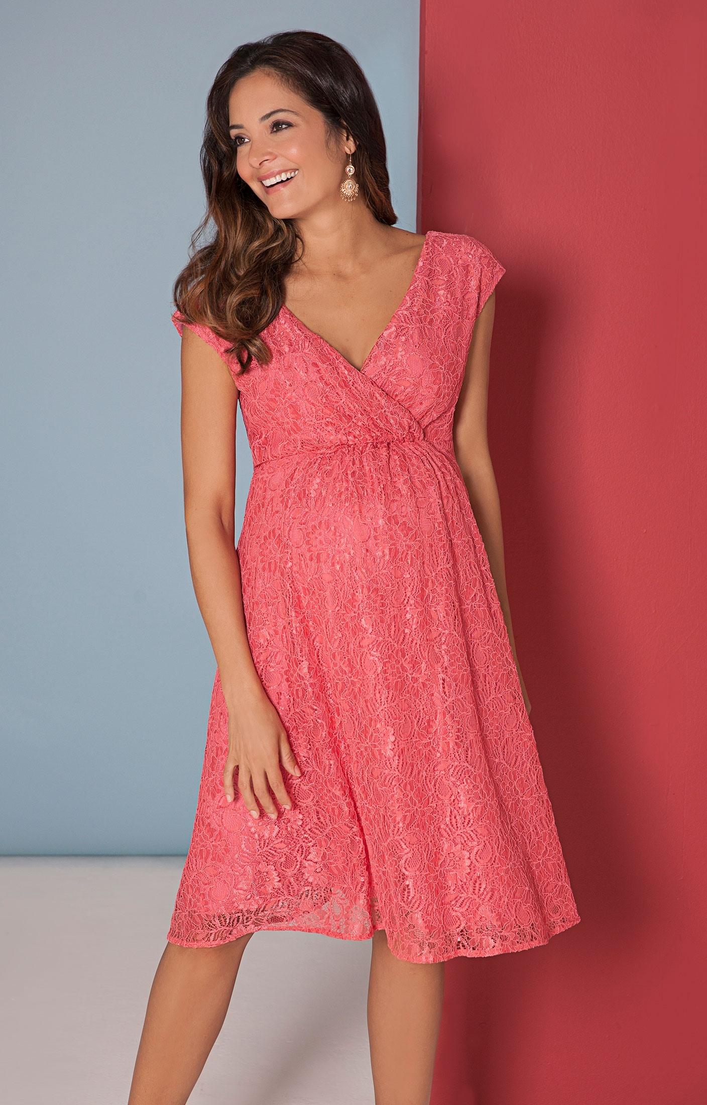 10 Einzigartig Kleid Koralle SpezialgebietFormal Schön Kleid Koralle Boutique