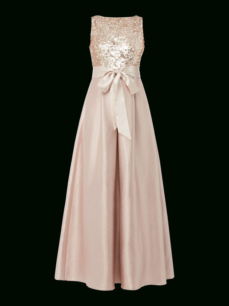 Abend Luxurius Langes Abendkleid Glitzer Stylish - Abendkleid