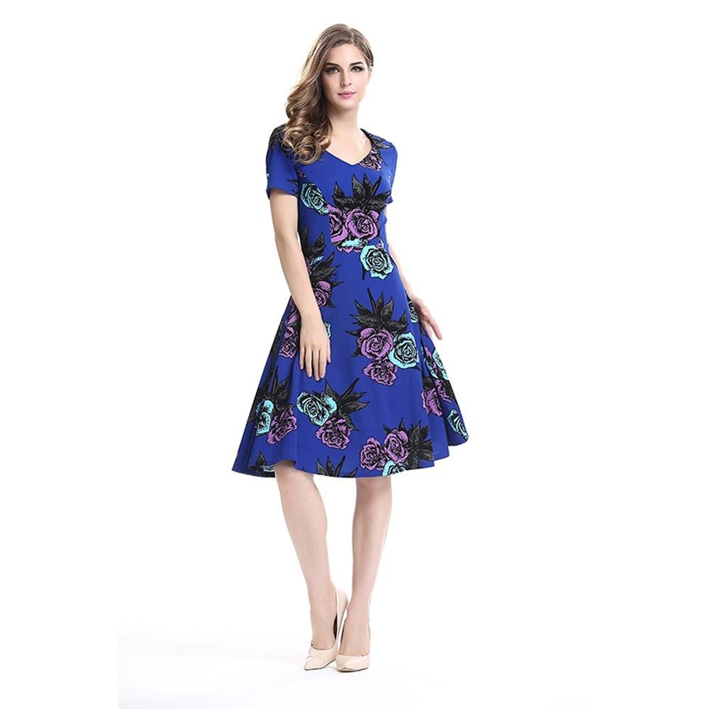 Abend Erstaunlich Sommerkleid 50 für 2019Abend Top Sommerkleid 50 Spezialgebiet