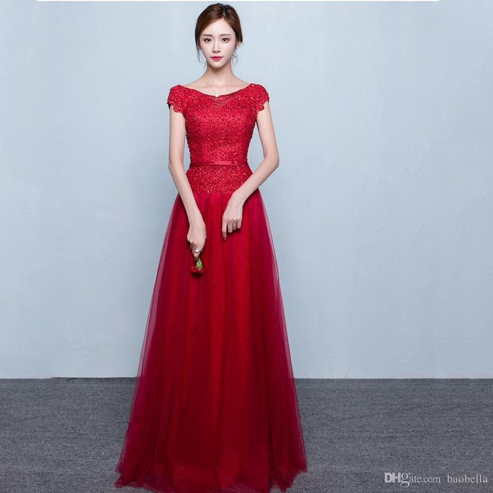 13 Wunderbar Abendkleider Elegant Lang Ärmel17 Top Abendkleider Elegant Lang Galerie