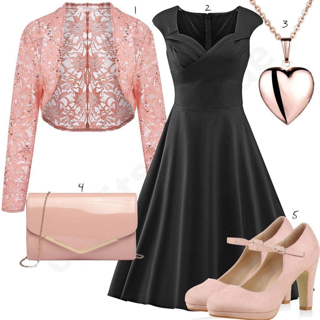 abend perfekt jäckchen für kleid galerie - abendkleid