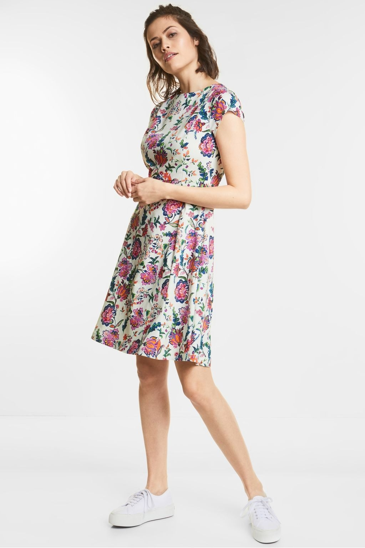 10 Wunderbar Kleid Mit Blumenprint Stylish13 Fantastisch Kleid Mit Blumenprint Bester Preis
