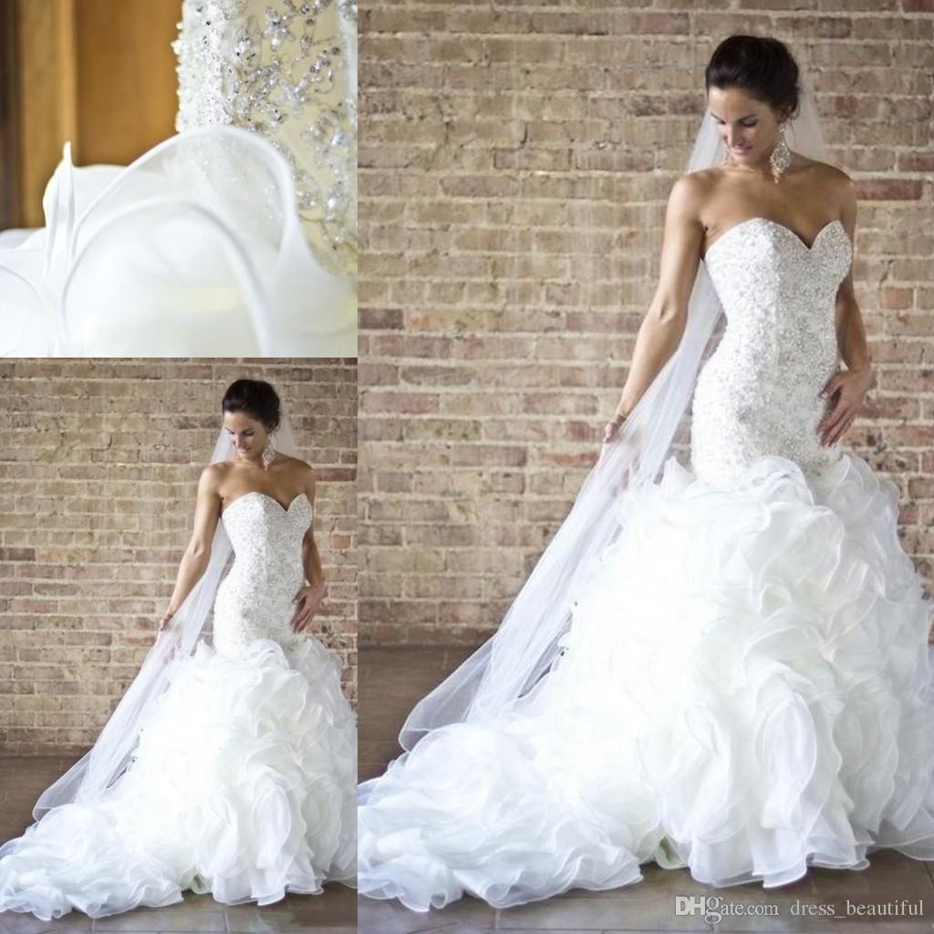 13 Perfekt Luxus Brautkleider für 2019Abend Top Luxus Brautkleider Spezialgebiet