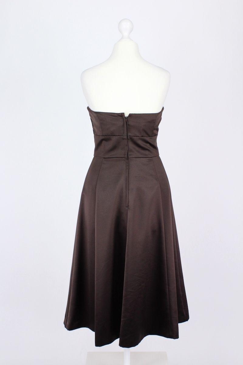 Designer Elegant Abendkleid Braun Stylish Elegant Abendkleid Braun Vertrieb