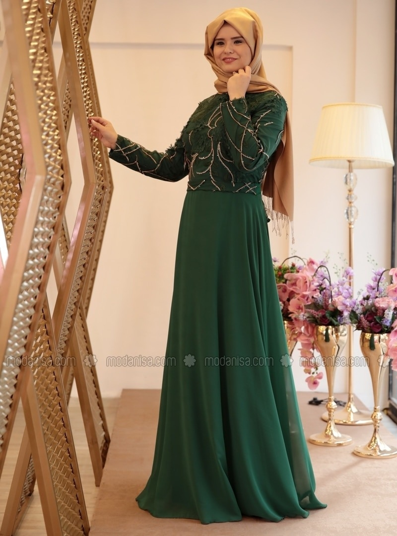 10 Genial Abendkleid Grün Ärmel20 Top Abendkleid Grün Bester Preis