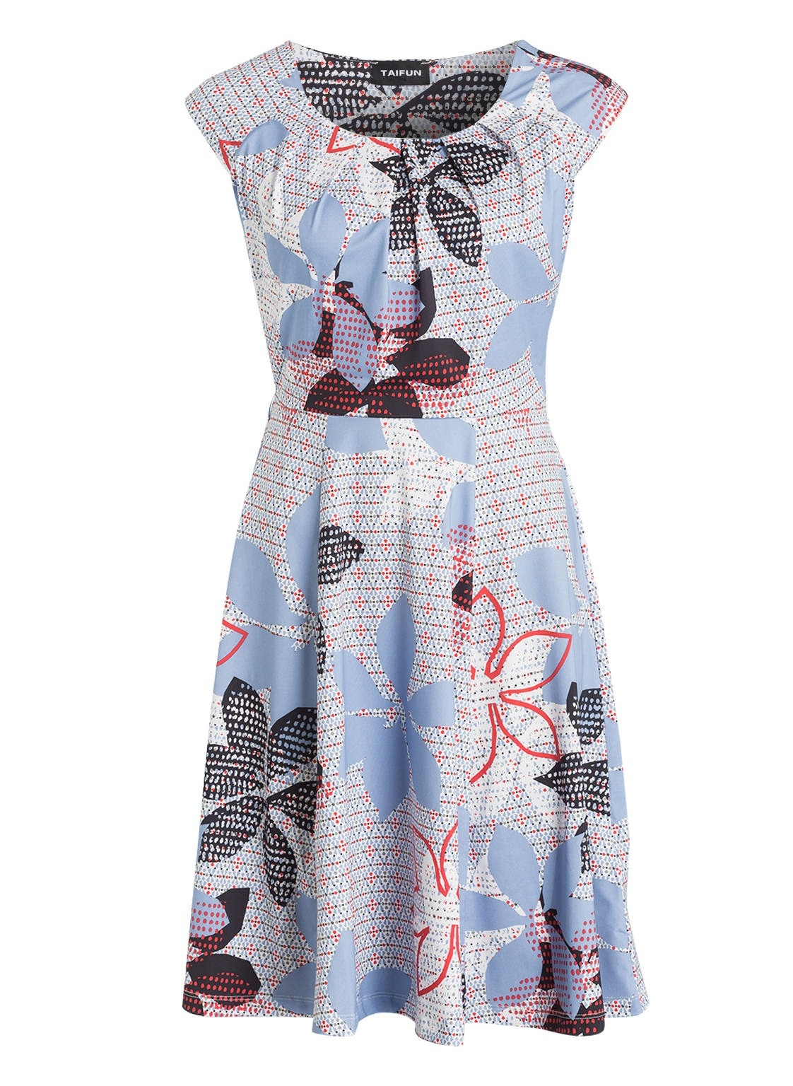 20 Einfach Damen Kleid Blau ÄrmelDesigner Perfekt Damen Kleid Blau Ärmel