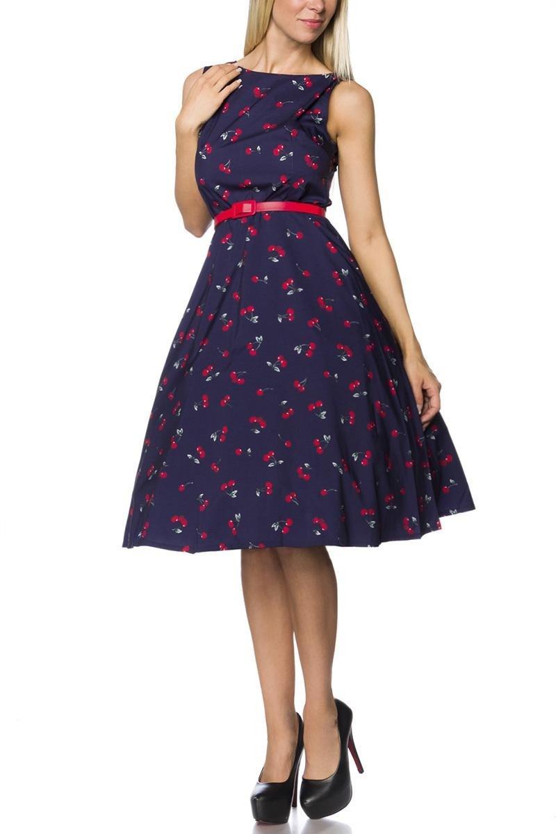 Abend Leicht Kleid Blau Rot DesignFormal Schön Kleid Blau Rot Design