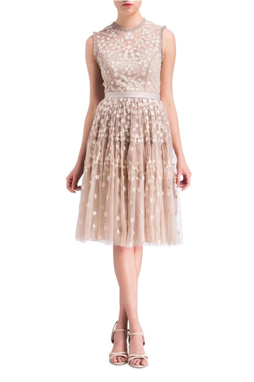 Formal Wunderbar Kleid Hochzeitsgast Spitze Ärmel13 Coolste Kleid Hochzeitsgast Spitze für 2019