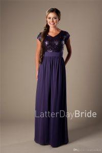 Formal Fantastisch Kleid Lang Lila Stylish Schön Kleid Lang Lila Design