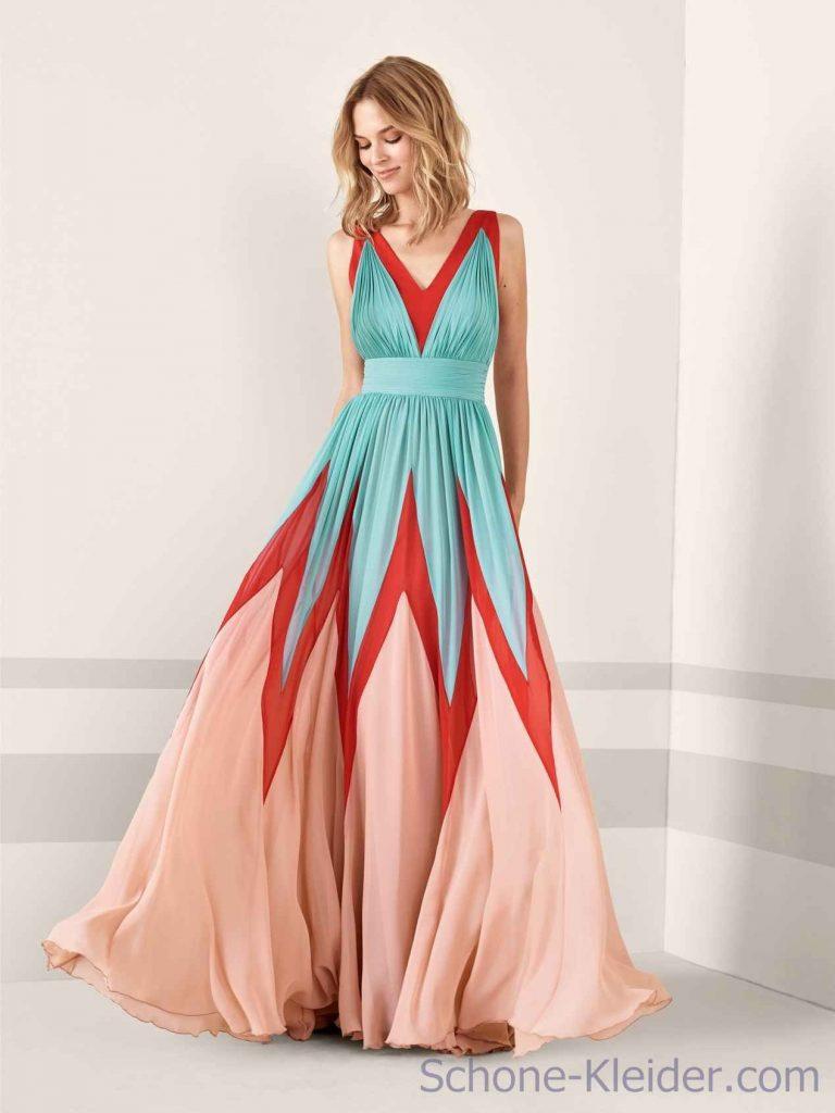 Abend Schön Kleider Festlich Lang Stylish - Abendkleid