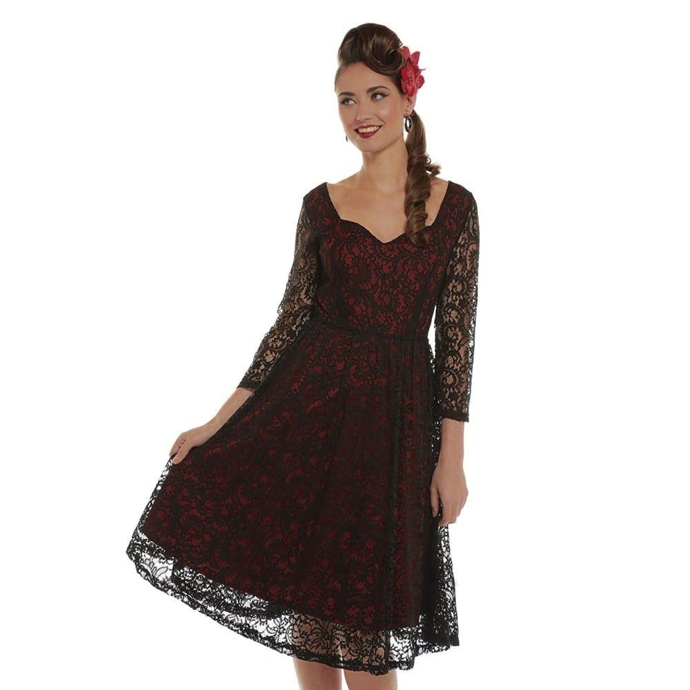 15 Großartig Rot Schwarzes Kleid Design20 Genial Rot Schwarzes Kleid Stylish