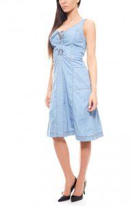 10 Wunderbar Sommerkleid Blau BoutiqueAbend Wunderbar Sommerkleid Blau Galerie