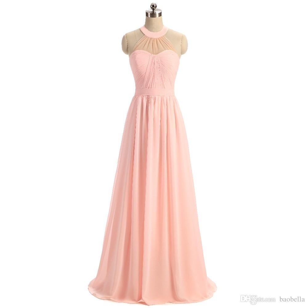 10 Top Abendkleid Pink Lang Galerie15 Einzigartig Abendkleid Pink Lang für 2019