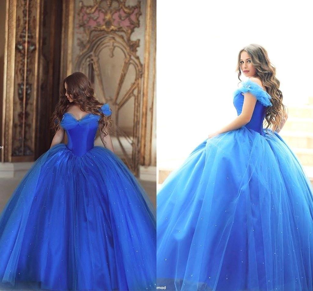 neuer Stil von 2019 heiß-verkauf freiheit wähle das Neueste Cool Kleid Lang Blau Vertrieb - Abendkleid