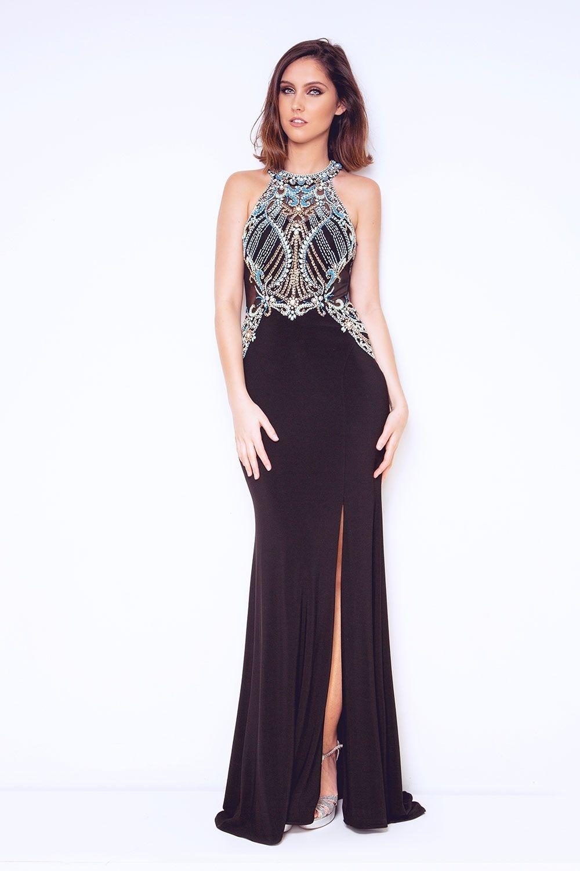 Abend Einfach Langes Abendkleid Glitzer für 201913 Cool Langes Abendkleid Glitzer Design