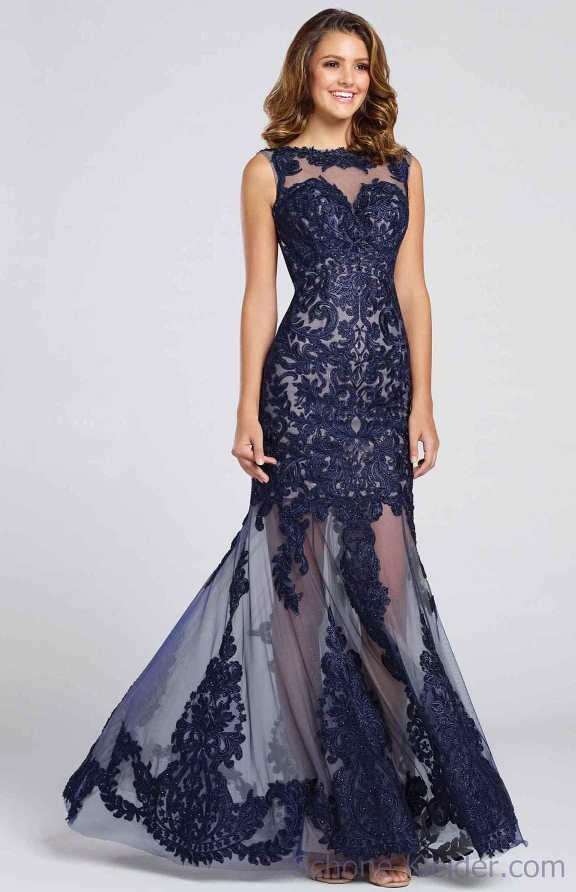 Coolste Edle Abendkleider Lang Spezialgebiet - Abendkleid