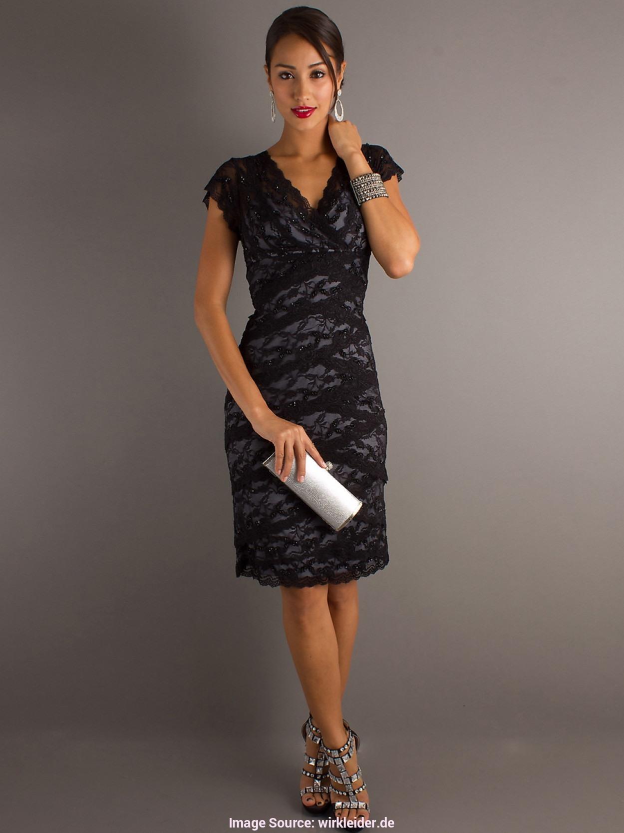 Formal Perfekt Festliches Kleid Knielang Galerie Ausgezeichnet Festliches Kleid Knielang Design