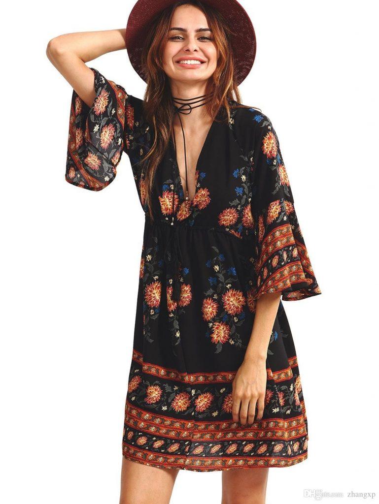 Coolste Kleider Frauen Bester Preis - Abendkleid