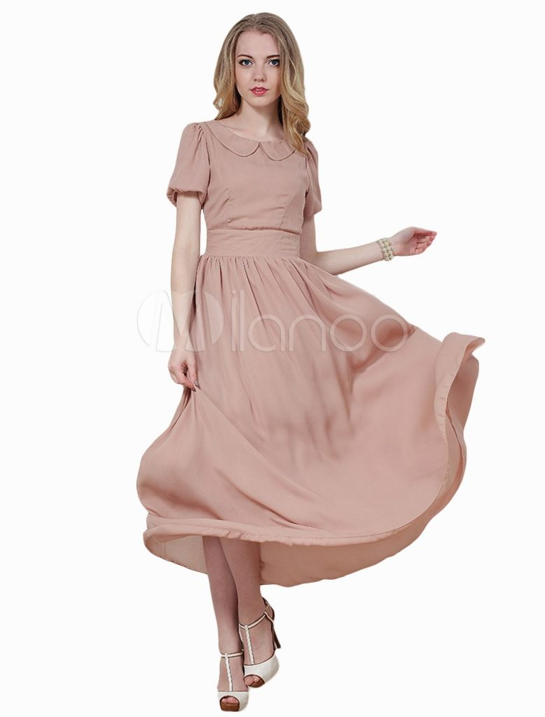 Coolste Langes Schickes Kleid Design - Abendkleid