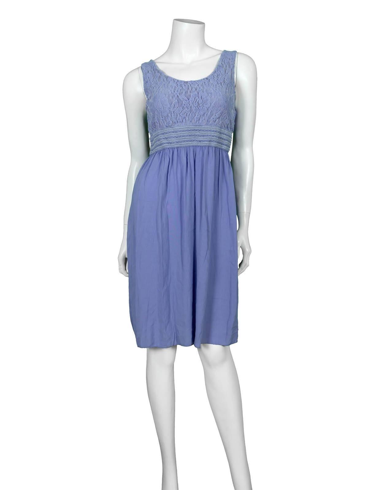 Ausgezeichnet Kleid Spitze Blau BoutiqueDesigner Schön Kleid Spitze Blau Boutique