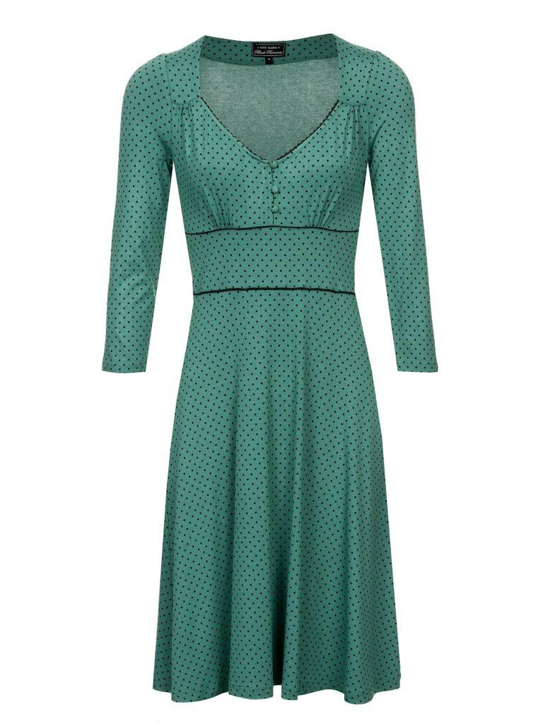 Designer Cool Kleider In Grün Ärmel - Abendkleid