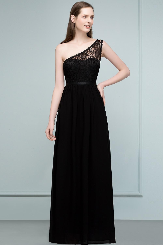 Genial Schlichtes Schwarzes Abendkleid Lang Ärmel17 Ausgezeichnet Schlichtes Schwarzes Abendkleid Lang Vertrieb
