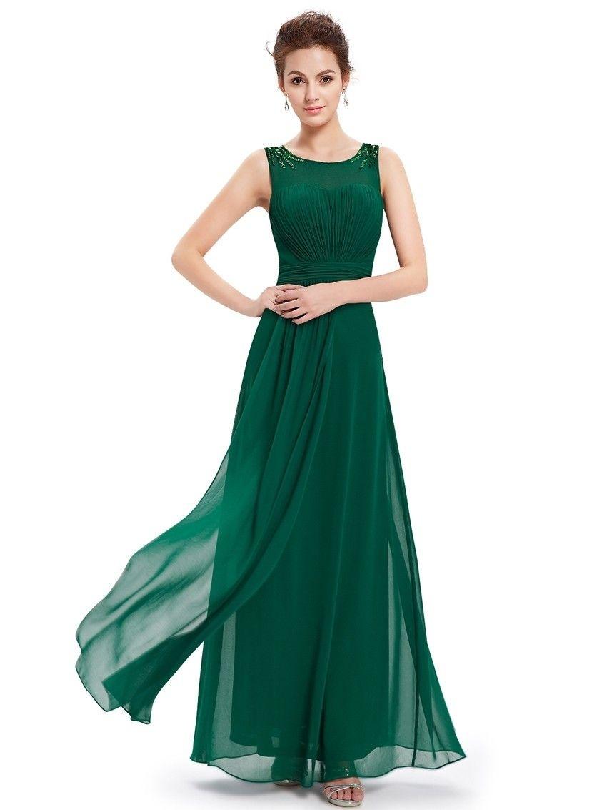 Formal Einfach Schlichtes Abendkleid ÄrmelDesigner Luxus Schlichtes Abendkleid für 2019