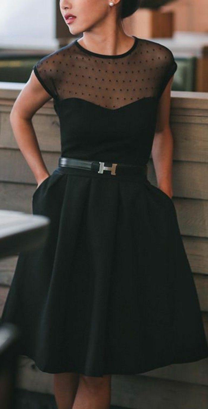 Designer Elegant Schwarzes Kleid Festlich für 2019 Elegant Schwarzes Kleid Festlich Spezialgebiet
