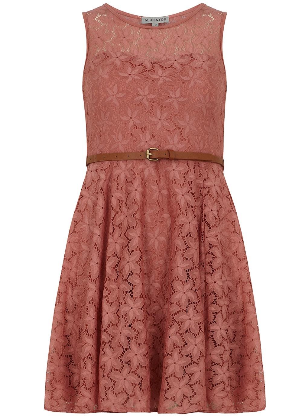 20 Ausgezeichnet Altrosa Kleid Mit Spitze Galerie Leicht Altrosa Kleid Mit Spitze Boutique
